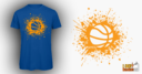 Ball Splash Royal Blue