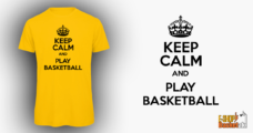 Keep Calm Yellow